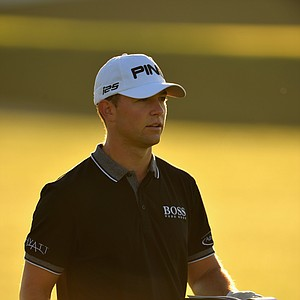 Luke Guthrie during the third round of the PGA Tour's 2014 Honda Classic at PGA National in Palm Beach Gardens, Fla.