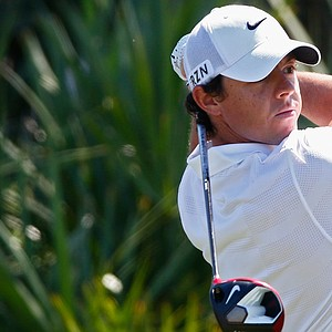 Rory McIlroy during the third round of the Honda Classic at PGA National.