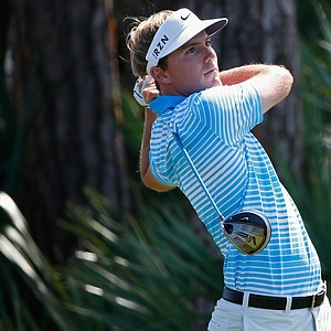 Russell Henley during the third round of the PGA Tour's 2014 Honda Classic at PGA National in Palm Beach Gardens, Fla.
