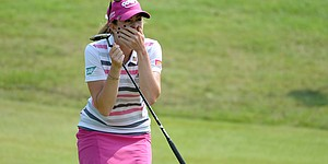PHOTOS: Paula Creamer wins HSBC Champions