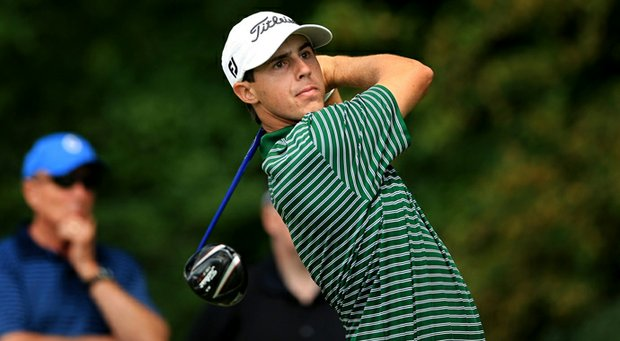 Chase Koepka has won two tournaments for the South Florida Bulls this year, tying a school record as a sophomore.