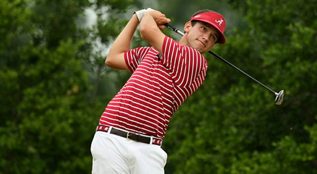 Alabama senior Cory Whitsett lost in a playoff at the 2013 Southern Highlands Collegiate Masters, but hopes to get the Crimson Tide back to its winning ways in Las Vegas.