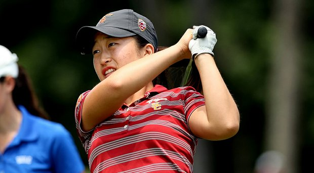 USC Kyung Kim won the Bruin Wave Invitational to lead USC back into the winner's circle.