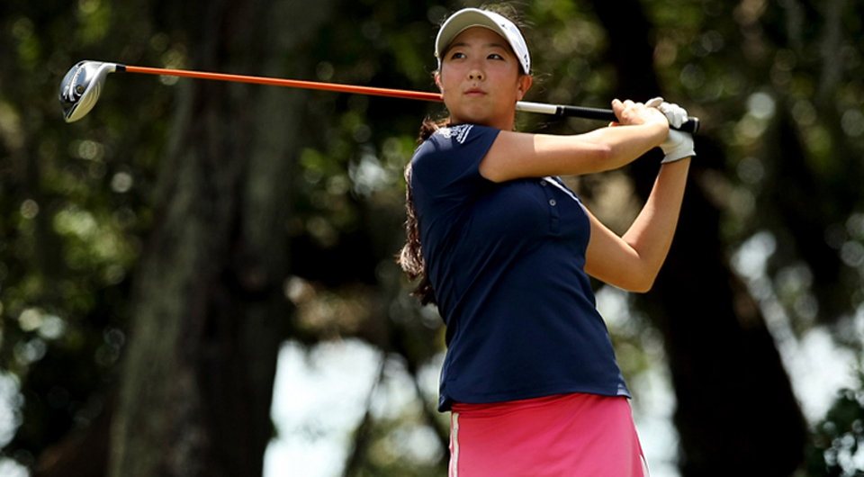 Northwestern, led by Kacie Komoto, rank No. 13 in Golfweek's countdown of the top women's college golf teams for fall 2014.