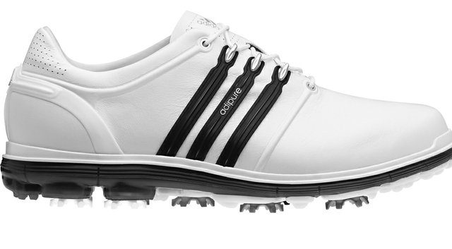 Adidas Golf's new line of footwear called the pure 360.