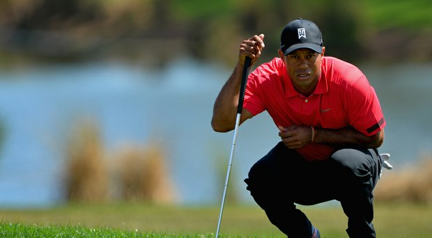 Tiger Woods will play the 2014 WGC-Cadillac Championship at Trump National Doral starting on Thursday.