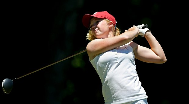 Senior Stephanie Meadow and Alabama head into the Darius Rucker Intercollegiate as defending champions.
