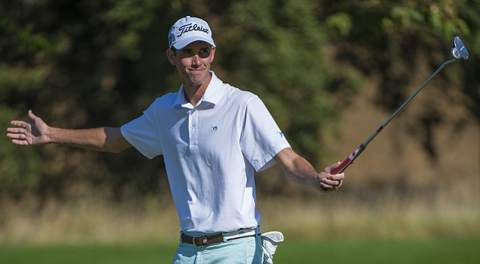 Chesson Hadley won the Puerto Rico Open for his first career PGA Tour victory.