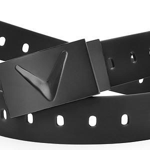 Callaway's Matte Rubber Belt wore by Patrick Reed during the WGC-Cadillac Championship.