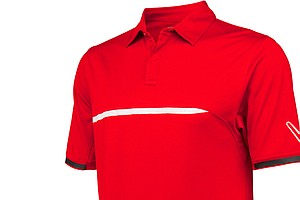Callaway's Zoom Polo worn by Patrick Reed at the WGC-Cadillac Championship.