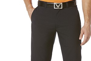 Callaway's Chev Featherweight Pant wore by Patrick Reed during the WGC-Cadillac Championship.