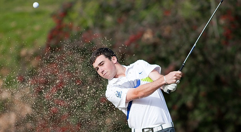Cal's Keelan Kilpatrick had a top-15 finish at the 2014 Southern Highlands Collegiate Masters.