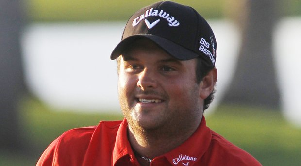 Patrick Reed after the third win of his PGA Tour career, the 2014 WGC-Cadillac Championship at Trump National Doral.