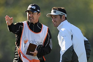 Louis Oosthuizen during Thursday's first round of the PGA Tour's 2014 Valspar Championship near Tampa, Fla.
