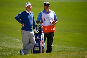 Matt Every  during Thursday's first round of the PGA Tour's 2014 Valspar Championship near Tampa, Fla.
