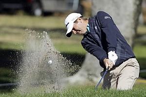 Sean O'Hair during Thursday's first round of the PGA Tour's 2014 Valspar Championship near Tampa, Fla.