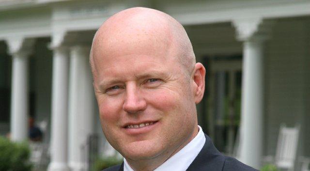 Jay Biggs, Pinehurst Resort's senior vice president of golf and club operations
