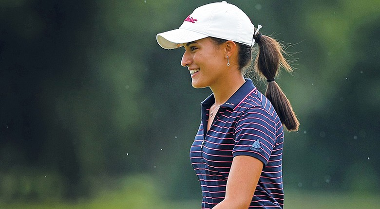 Nicole Morales will play in the Symetra Tour's Insurance Office of America Golf Classic on March 28-30.