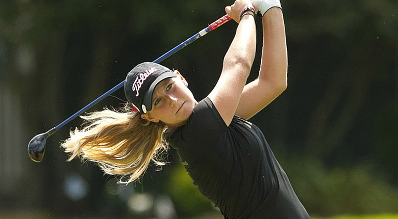 Bailey Tardy, medalist at the 2013 U.S. Girls' Junior Championship, will attend Georgia in 2015.
