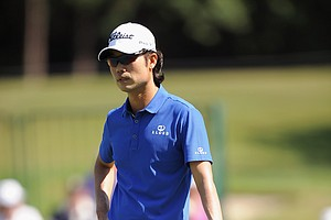 Kevin Na during Saturday's third round of the Valspar Championship at Innisbrook Resort.