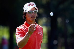 Ryo Ishikawa during Saturday's third round of the Valspar Championship at Innisbrook Resort.
