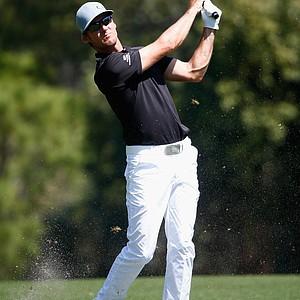 Will MacKenzie during Saturday's third round of the Valspar Championship at Innisbrook Resort.
