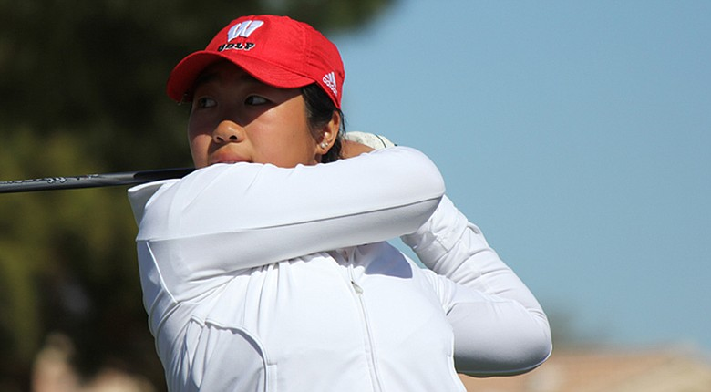 Kris Yoo and the Wisconsin Badgers took a six-stroke win at the BYU at Entrada Classic last year.