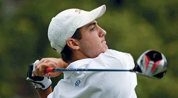 Scottie Scheffler is No. 1 in the Golfweek/Sagarin Junior Rankings.