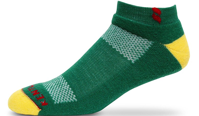 Kentwool's Bubba Green Tour Profile performance golf sock.