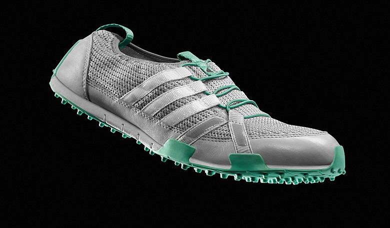 Adidas Golf's climacool ballerina golf shoes.