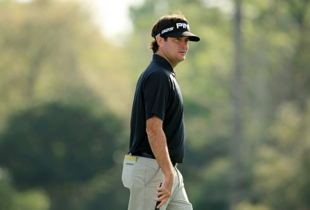 Bubba Watson withdrew from play citing allergies at the Arnold Palmer Invitational during Round 1 at Bay Hill Lodge and Club.