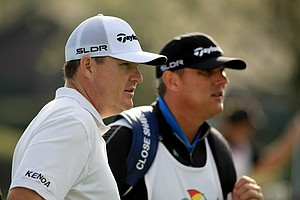 Chad Campbell posted a 69 at the Arnold Palmer Invitational during Round 1 at Bay Hill Lodge and Club.