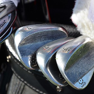 Scott Stallings has made the switch into the new Titleist Vokey Design SM5 wedges.