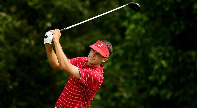 Cory Whitsett led the Alabama Crimston Tide to a win at the Linger Longer Invitational last year.