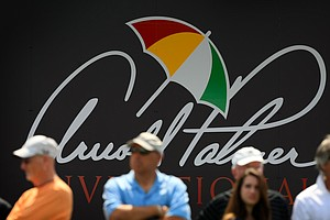 Round 3 of the Arnold Palmer Invitational at Bay Hill Lodge and Club.