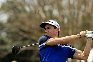 Camilo Villegas in Round 3 of the Arnold Palmer Invitational at Bay Hill Lodge and Club.