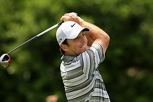 Francesco Molinari in Round 3 of the Arnold Palmer Invitational at Bay Hill Lodge and Club.