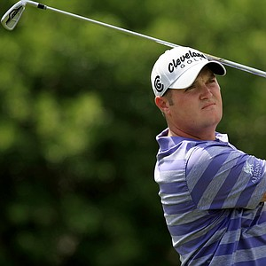 Jason Kokrak in Round 3 of the Arnold Palmer Invitational at Bay Hill Lodge and Club.