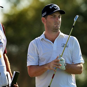 Matt Every in Round 3 of the Arnold Palmer Invitational at Bay Hill Lodge and Club.