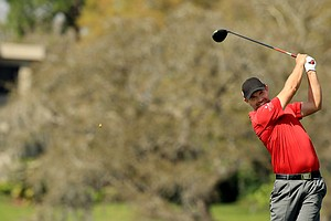 Padraig Harrington in Round 3 of the Arnold Palmer Invitational at Bay Hill Lodge and Club.