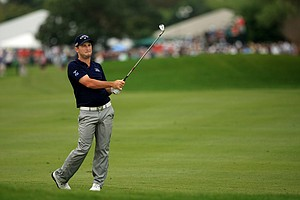 Matt Every in the Final round of the Arnold Palmer Invitational at Bay Hill Lodge and Club.