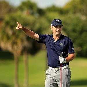 Matt Every during the final round of the Arnold Palmer Invitational at Bay Hill Lodge and Club.