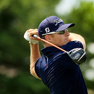 Morgan Hoffmann in Round 3 of the Arnold Palmer Invitational at Bay Hill Lodge and Club.