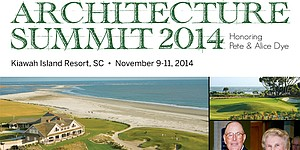 GW Architecture Summit 2014: Honoring Pete & Alice Dye