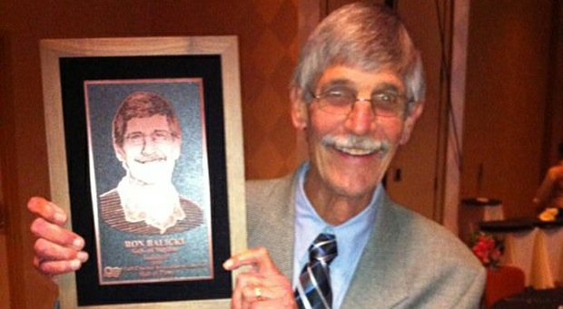 Ron Balicki was the first non-coach inducted into the GCAA Hall of Fame.