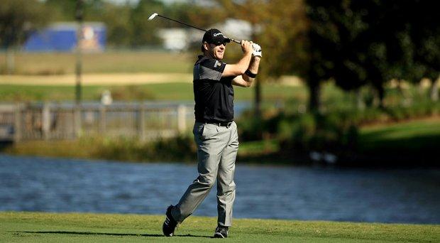 Nick Faldo will play the PGA Tour's RBC Heritage in April.
