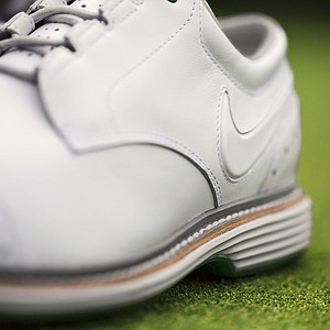 Up close view of the limited edition of the Lunar Clayton.
