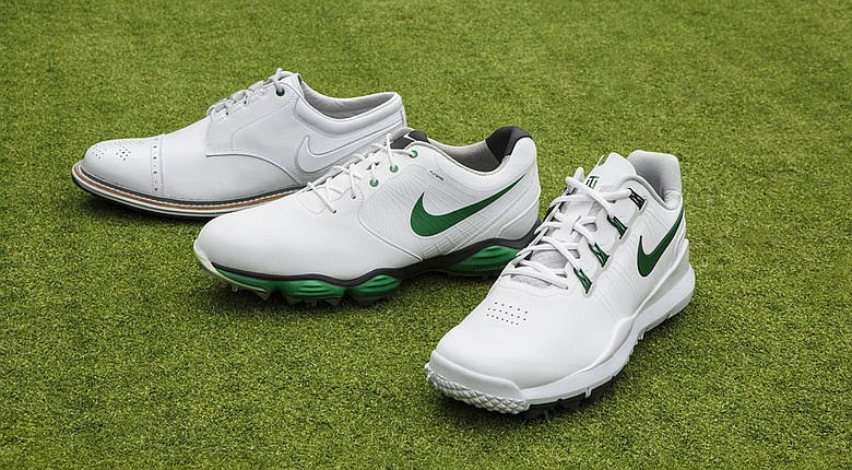 Nike athletes will debut limited edition TW' 14, Lunar Control and Lunar Clayton golf shoes at the 2014 Masters.