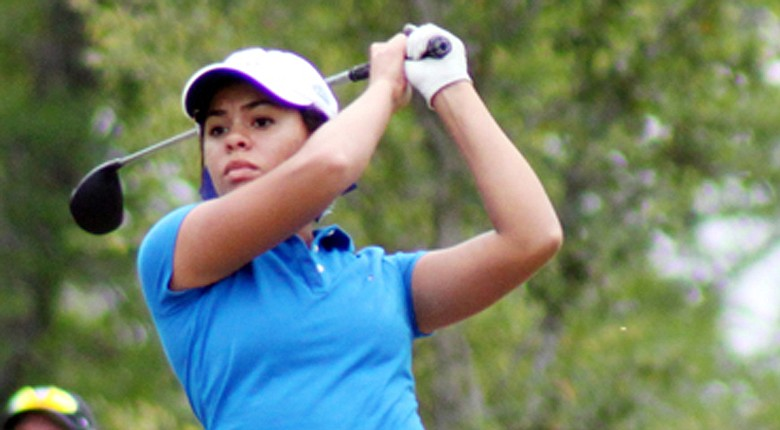 Wake Forest's Sierra Sims leads the Bryan National Collegiate after the second round in Summit, N.C.