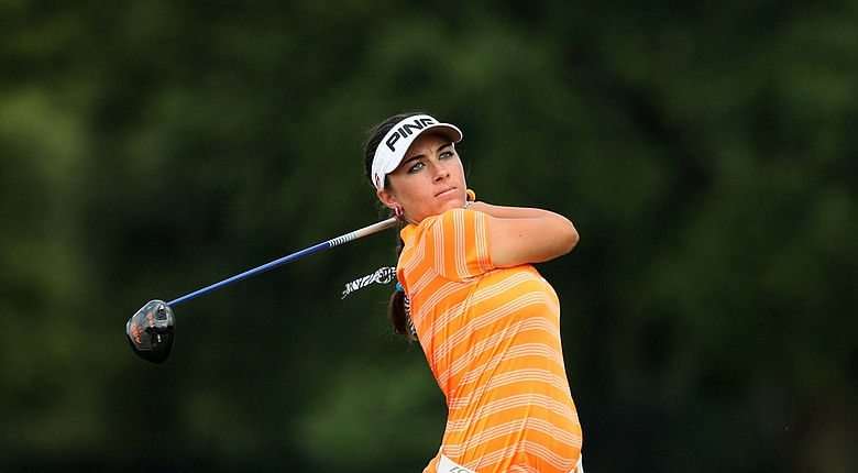 Casie Cathrea hopes to qualify for the LPGA Swinging Skirts Classic in San Francisco.